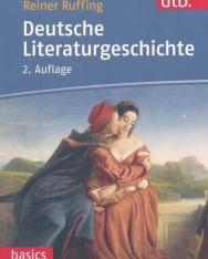 Reiner Ruffing: Deutsche Literaturgeschichte