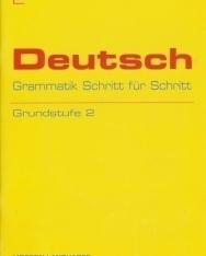 Deutsch Grammatik Schritt für Schritt - Grundstufe 2 mit Audio CD