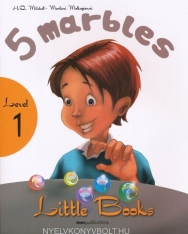 5 Marbles with Audio CD - MM Little Books Level 1