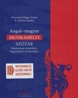 Angol-Magyar Munkahelyi Szótár