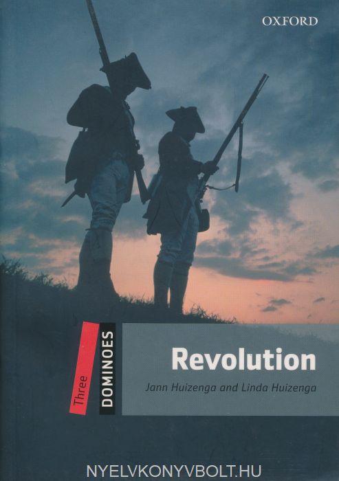 Revolution - Oxford Dominoes level 3
