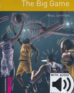 Big Game with Audio Download - Oxford Bookworms Library Starter Level