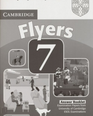 Cambridge Young Learners English Tests Flyers 7 Answer Booklet