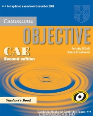 Objective CAE Student's Book 2nd Edition