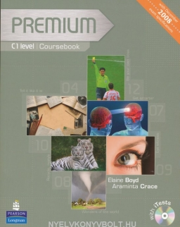 Premium C1 Coursebook with  iTests CD-ROM
