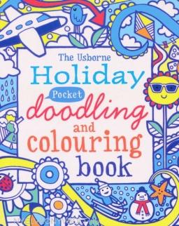 Pocket Doodling and Colouring: Holiday