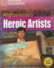 Afghanistan's Heroic Artists with MultiROM - Footprint Reading Library Level C1