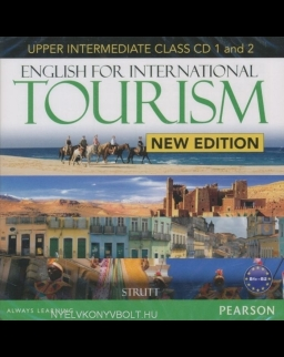 English for International Tourism Upper-Intermediate Class Audio CDs (2) New Edition