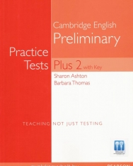 Cambidge English Preliminary Practice Tests Plus 2 with Key