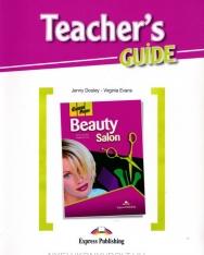 Career Paths - Beauty Salon Teacher's Guide