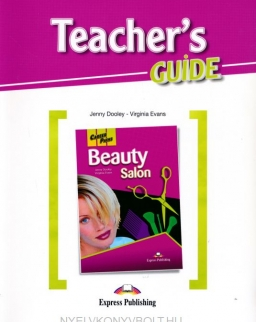 Career Paths - Beauty Salon Teacher's Guide
