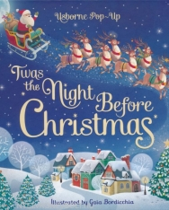 Clement C. Moore: 'Twas The Night Before Christmas (Pop-Up)