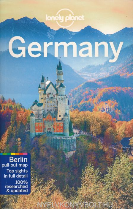 Lonely Planet - Germany Travel Guide (9th Edition)