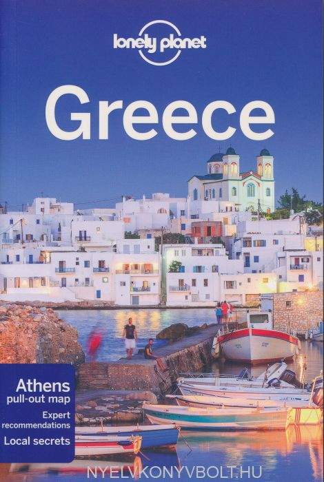 Lonely Planet - Greece Travel Guide (13th Edition)