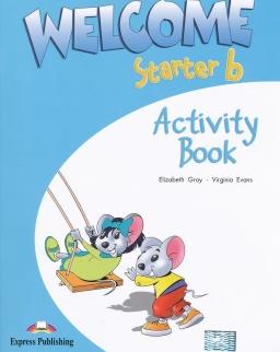 Welcome Starter B Activity Book