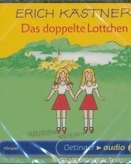 Erich Kästner: Das doppelte Lottchen - Audio CD