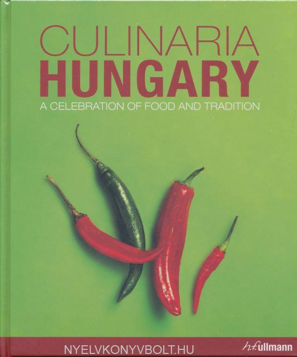 Culinaria Hungary - Hardcover 2015