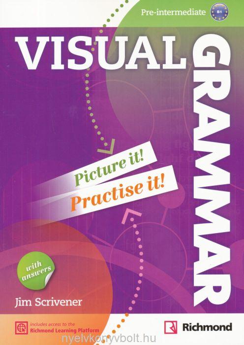 Visual Grammar Elementary B1 with answer key