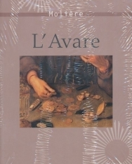 Moliére: L'Avare with Audio CD - Black Cat Au coeur du texte