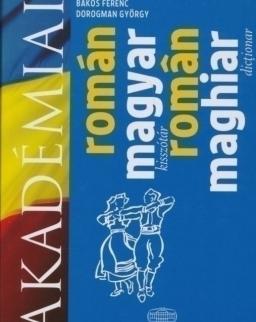 Akadémiai román-magyar kisszótár (Roman-maghiar dictionar)