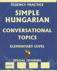 Simple Hungarian Conversational Topics Elementary Level