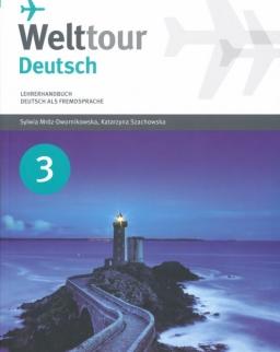 Welttour Deutsch 3 Lehrerhandbuch