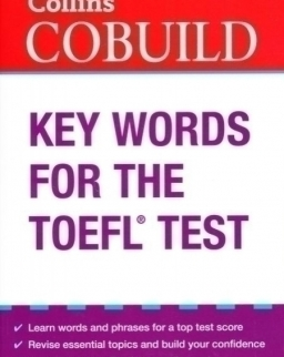 Collins Cobuild Key Words for the TOEFL Test