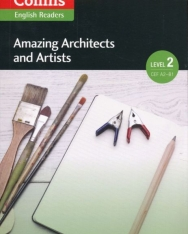 Amazing Architects and Artists with MP3 Audio Download - Collins English Readers - Amazing People Level 2