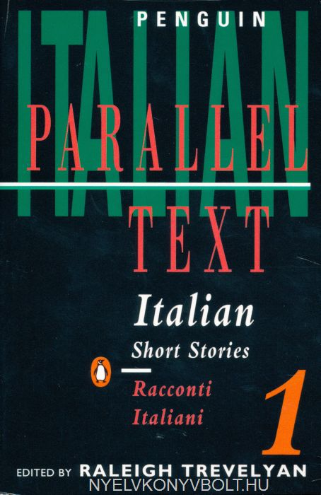 Italian Short Stories 1: Parallel Text
