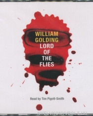 William Golding: Lord of the Flies Abridged Audio Book (3 CDs)