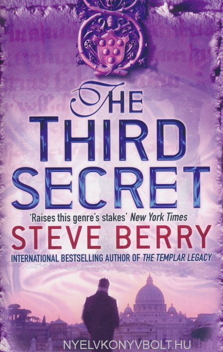 Steve Berry: The Third Secret