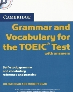 Cambridge Grammar and Vocabulary for the TOEIC Test with Answers & Audio CD (3)