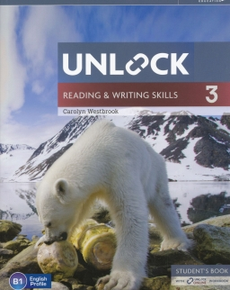 Unlock Reading & Writing Skills 3 Student's Book with Online Workbook