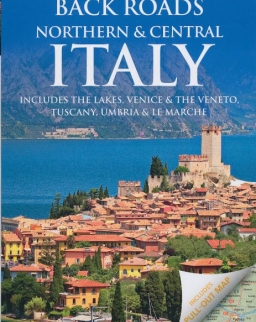 DK Eyewitness Travel Back Roads - Northern & Central Italy