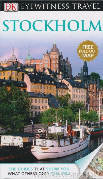 DK Eyewitness Travel Guide - Stockholm