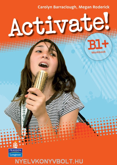 Activate! B1+ Workbook without Key with CD-ROM