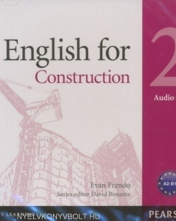 English for Construction - Vocational English 2 Audio CD
