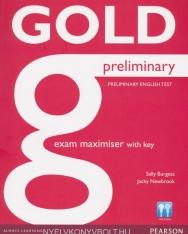 Gold Preliminary Exam Maximiser with Key