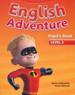 New English Adventure 2 Pupil's Book