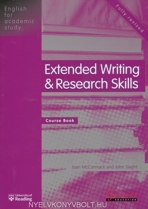 good books for extended essay Language extended essay a good grasp of your the language you are writing your extended essay can probably recommend some.