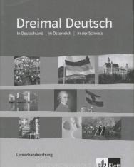 Dreimal Deutsch Lehrerhandreihungen
