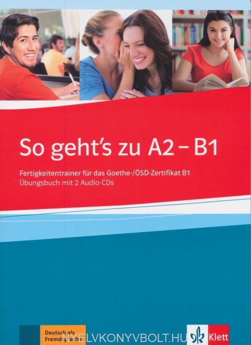 So geht's noch besser neu A2-B1 Übungsbuch+ 2 Audio-CDs