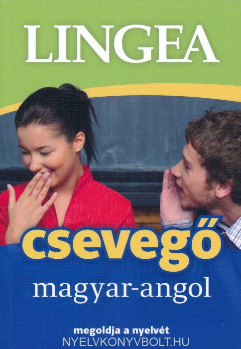 Csevegő - Magyar-angol szótár és kifejezéstár