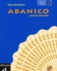 Abanico (B2) - Nueva edición Libro del alumno incluye CD-audio