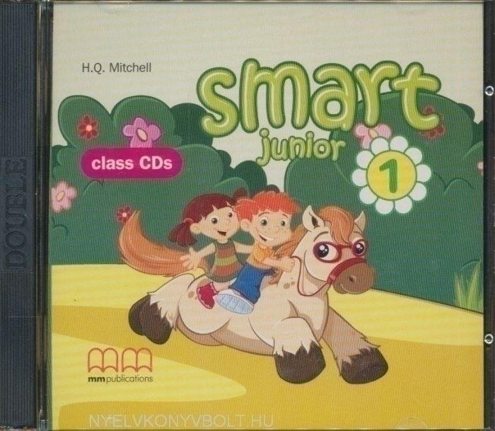 Smart Junior 1 Class Audio Cds (2)