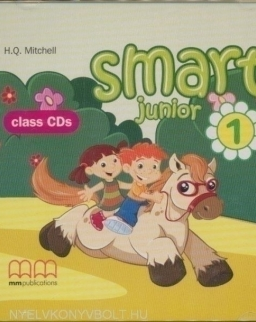 Smart Junior 1 Class Audio Cds (2)