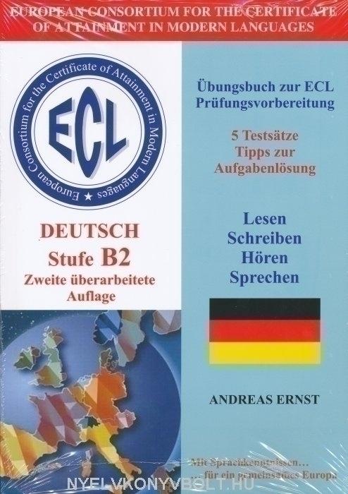 ECL Deutsch Stufe B2 mit Hörtexten zum Herunterladen