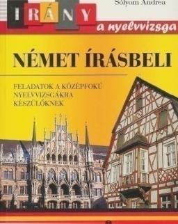 Irány a nyelvvizsga - Német írásbeli