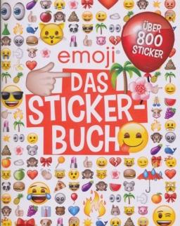 emoji - Das Stickerbuch: Mit 800 Stickern