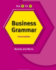 Test It, Fix It Business Business Grammar